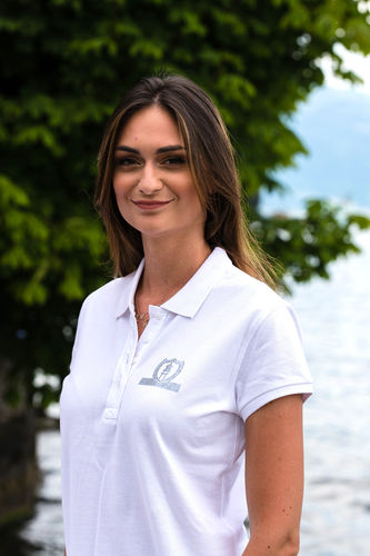"SPORT LINE WOMEN'S POLO SHIRT ""WHITE"""