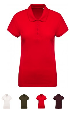 SPORT LINE WOMEN'S POLO SHIRT Verfügbare Farben / available colors