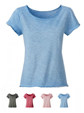 "EXCLUSIVE LINE WOMEN'S ""KISS MIAMI"" FANCY SHIRT Verfügbare Farben / available colors"