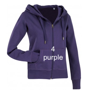 "WOMEN'S HOODIE SPORT EDITION - GIANT LINE ""PURPLE"""