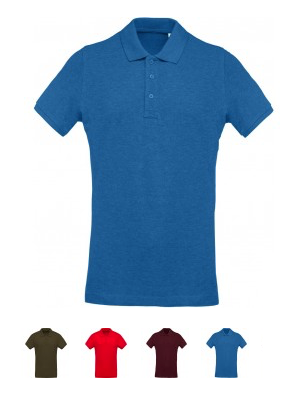 ELEGANT LINE MEN'S POLO SHIRT Verfügbare Farben / available colors