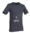 "EXCLUSIVE LINE MEN'S ""MIAMI MARINE"" U-NECK T-SHIRT ""GREY"""