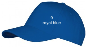 "CAP SPORT LINE - Unisex ""ROYAL BLUE"""