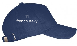 "CAP SPORT LINE - Unisex ""FRENCH NAVY"""