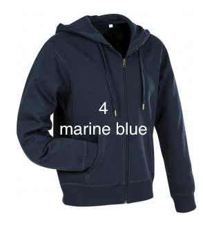 "MEN'S HOODIE SPORT EDITION - GIANT LINE ""MARINE BLUE"""