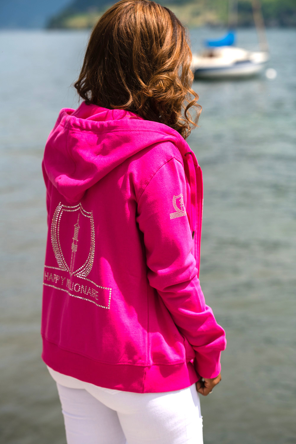WOMEN'S HOODIE SPORT EDITION - GIANT LINE